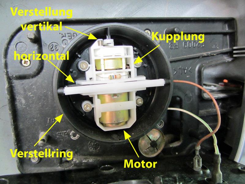 Auto Ersatzspiegel zum selbst lackieren Rechts Beifahrerseite elektrische Steuerung Beheizt