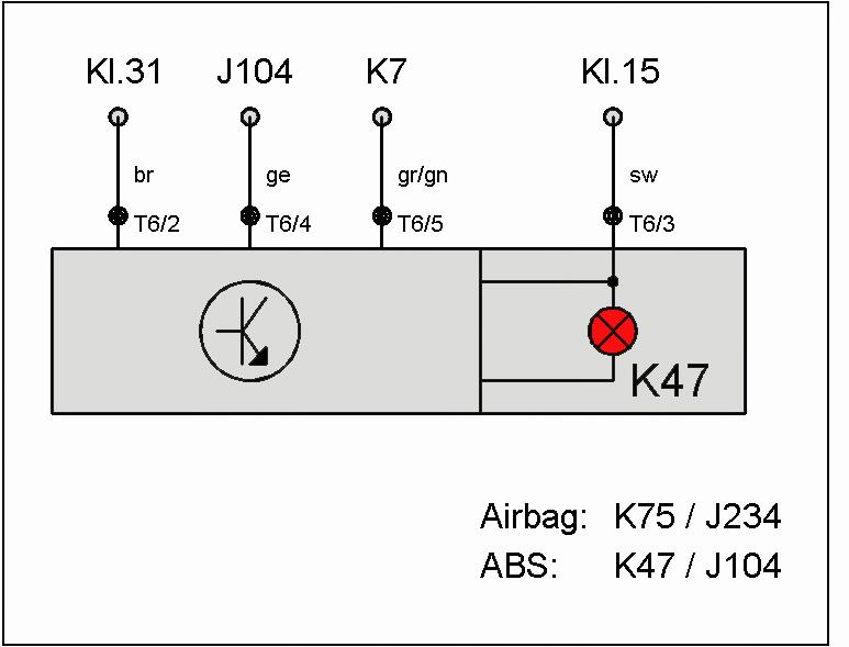 Kombiinstrument  Umbau   U2013 T4
