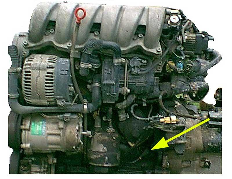Tolle Vw Vr6 Motor Schaltplan Zeitgenössisch - Elektrische ...