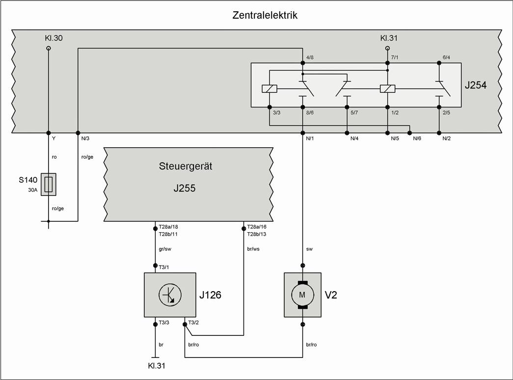 vw t4 climatronic defekt automobil bau auto systeme. Black Bedroom Furniture Sets. Home Design Ideas