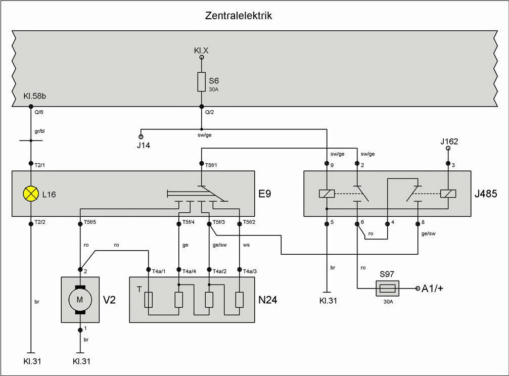 Großartig Schaltpläne Für Elektrische Lüftermotoren Bilder ...