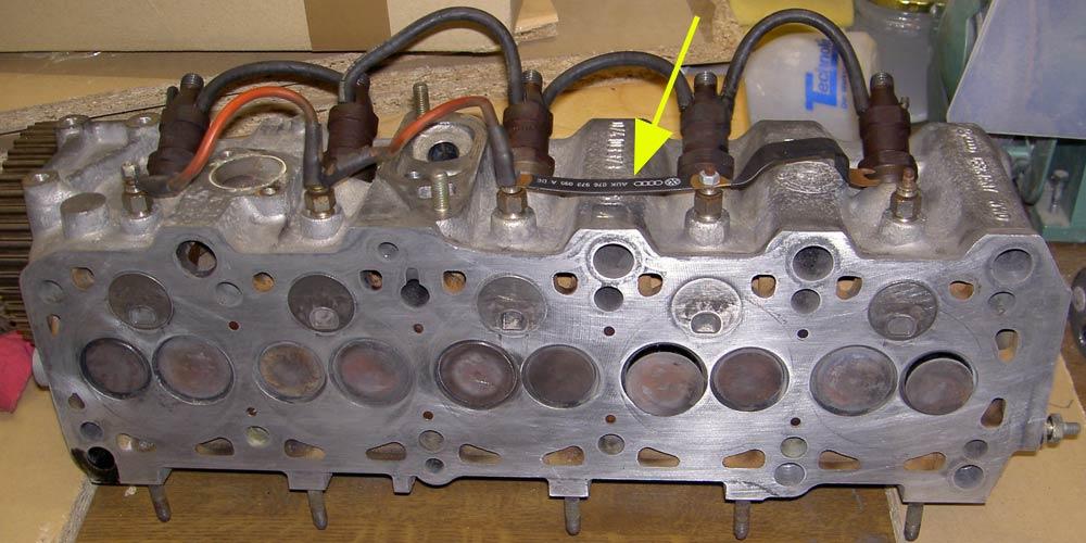 75KW MKB ACV Baujahr 09.1995 5 Glühkerzen VW Transporter 2,5TDI