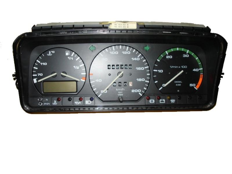 Auto cockpit beschreibung  Kombiinstrument – T4-Wiki