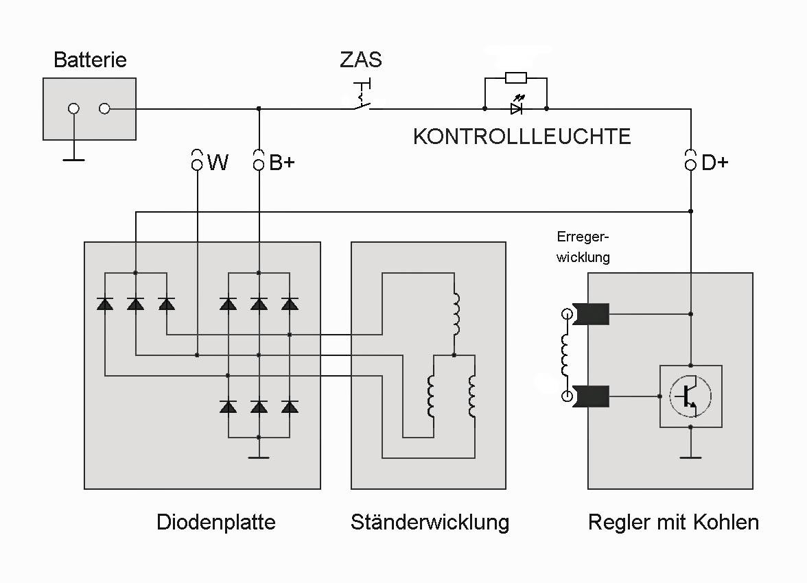 Lichtmaschine – T4-Wiki