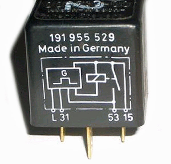 Relais J30 (Heckscheibenwischer) – T4-Wiki