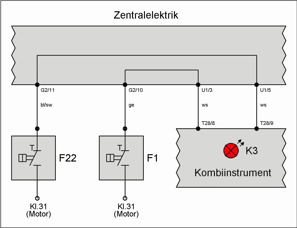 Schalter F1 (Öldruck) – T4-Wiki