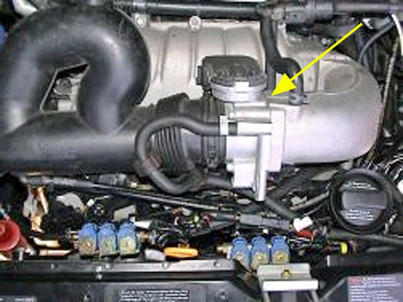Drosselklappe t4 wiki for Elk mountain motors glenwood audi