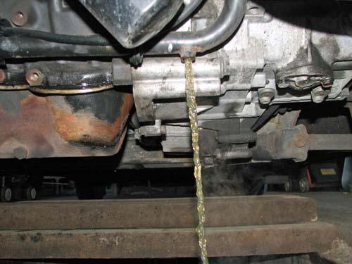 Mercedes E Engine