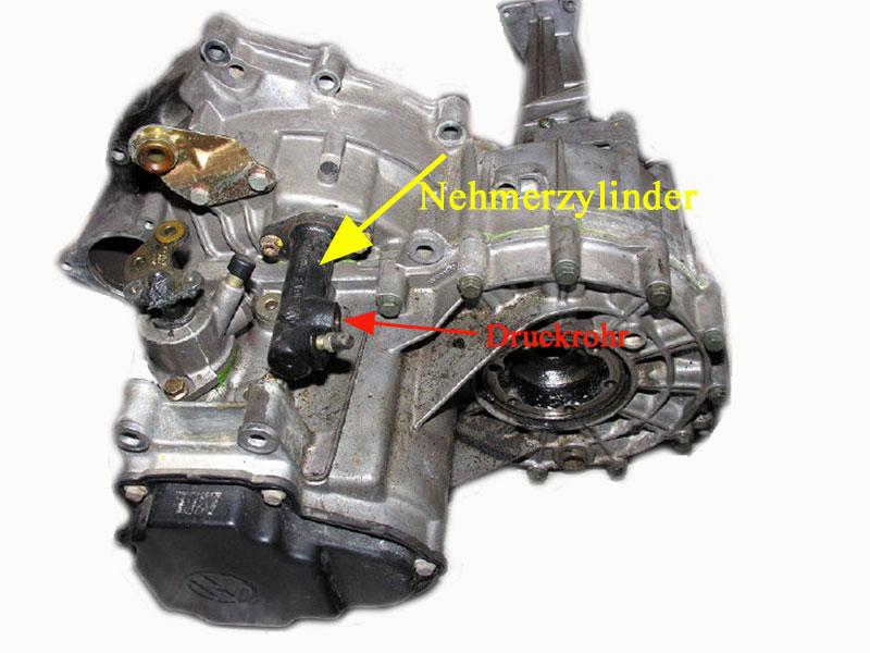 Kupplungsnehmerzylinder Nehmerzylinder Kupplung für VW TRANSPORTER IV T4