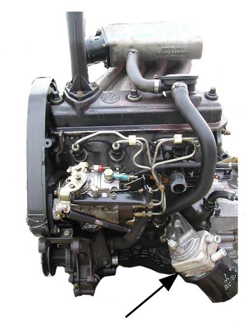 Ölkühler – T4-Wiki