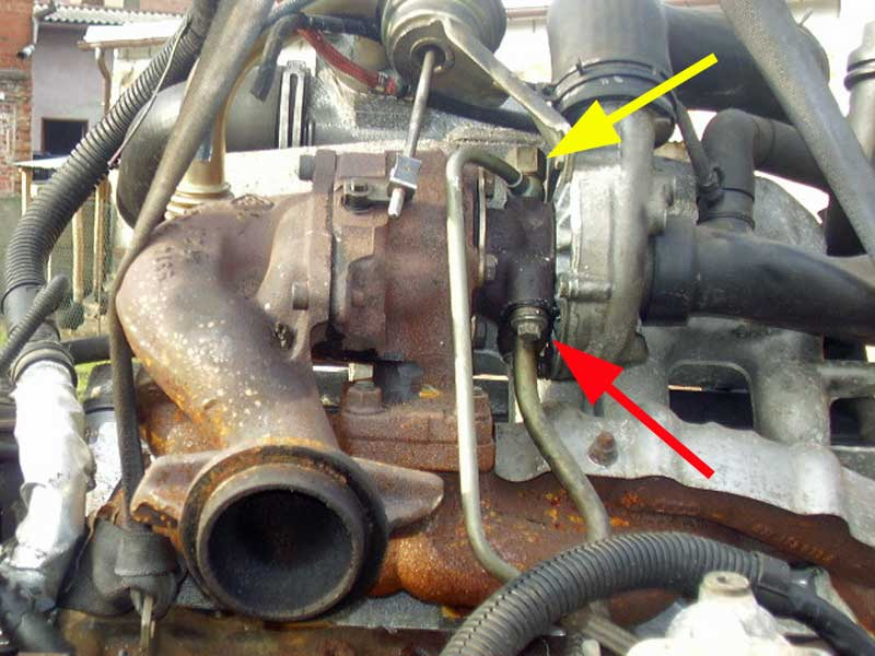 Turbolader Ausbau T4 Wiki