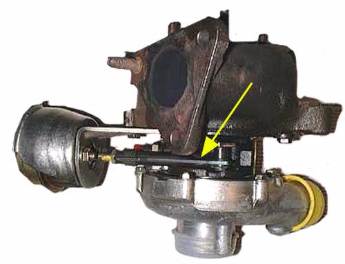 Audi A4 Wiki >> Turbolader – T4-Wiki