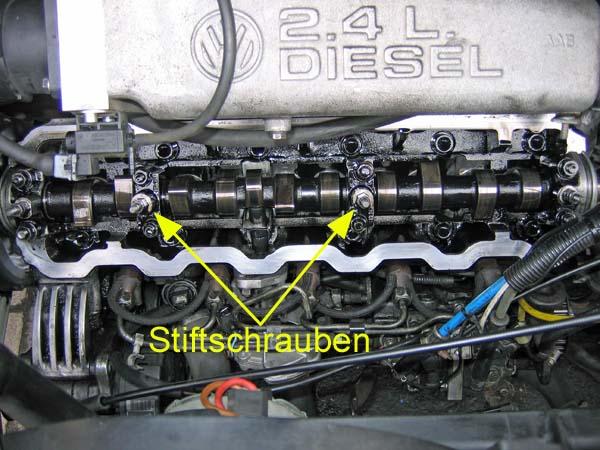 Zylinderkopfdeckel  U2013 T4