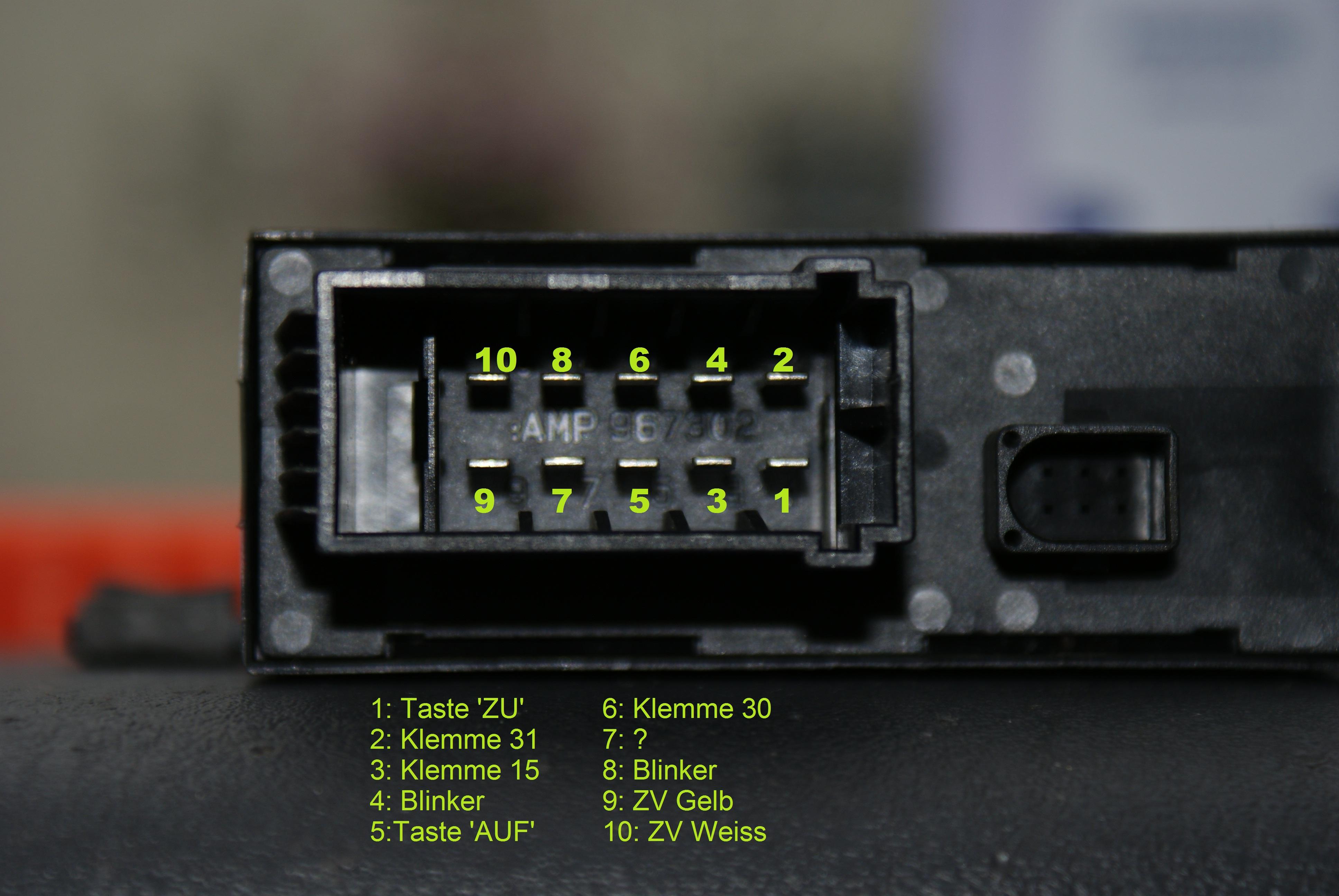 Zentralverriegelung – T4-Wiki